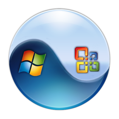 Logo Windows y Office